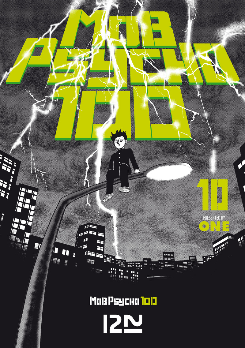 MOB PSYCHO 100 - TOME 10 - ONE