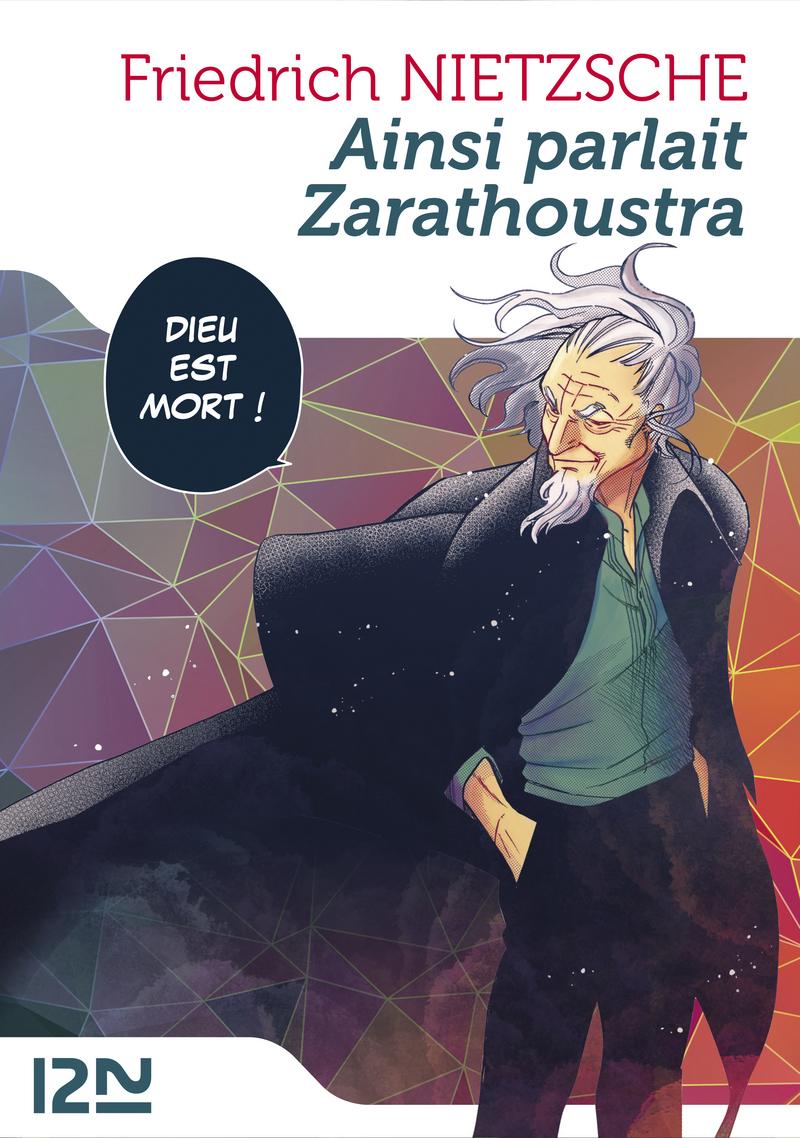 AINSI PARLAIT ZARATHOUSTRA - Ichirô HORIE,Friedrich NIETZSCHE