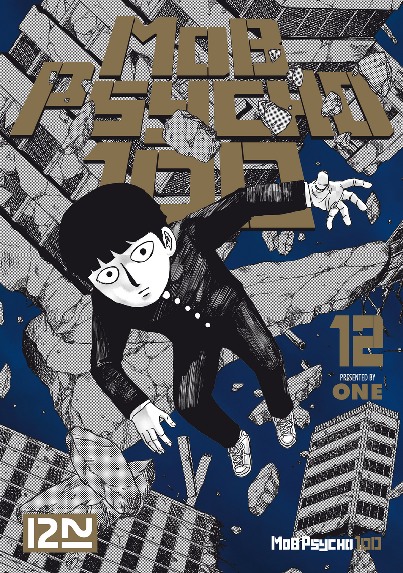 MOB PSYCHO 100 - TOME 12 - ONE