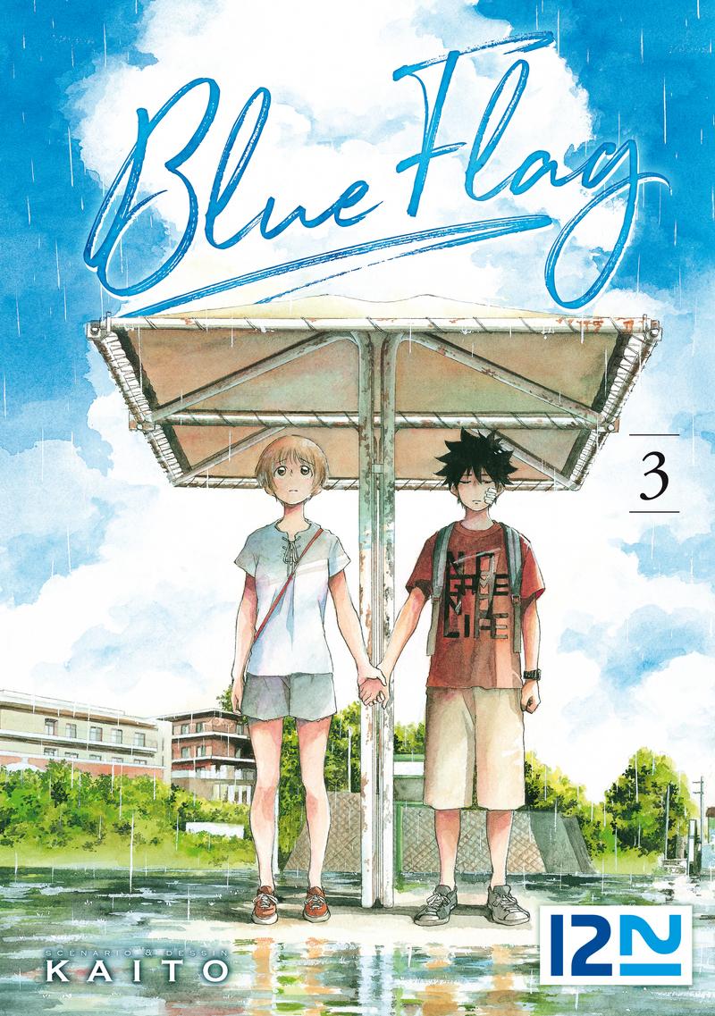 BLUE FLAG - TOME 3 - KAITO
