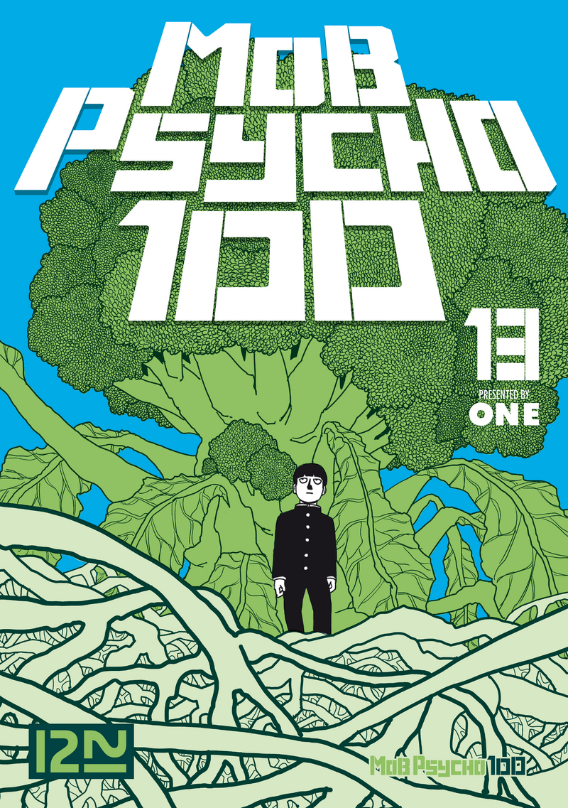 MOB PSYCHO 100 - TOME 13 - ONE