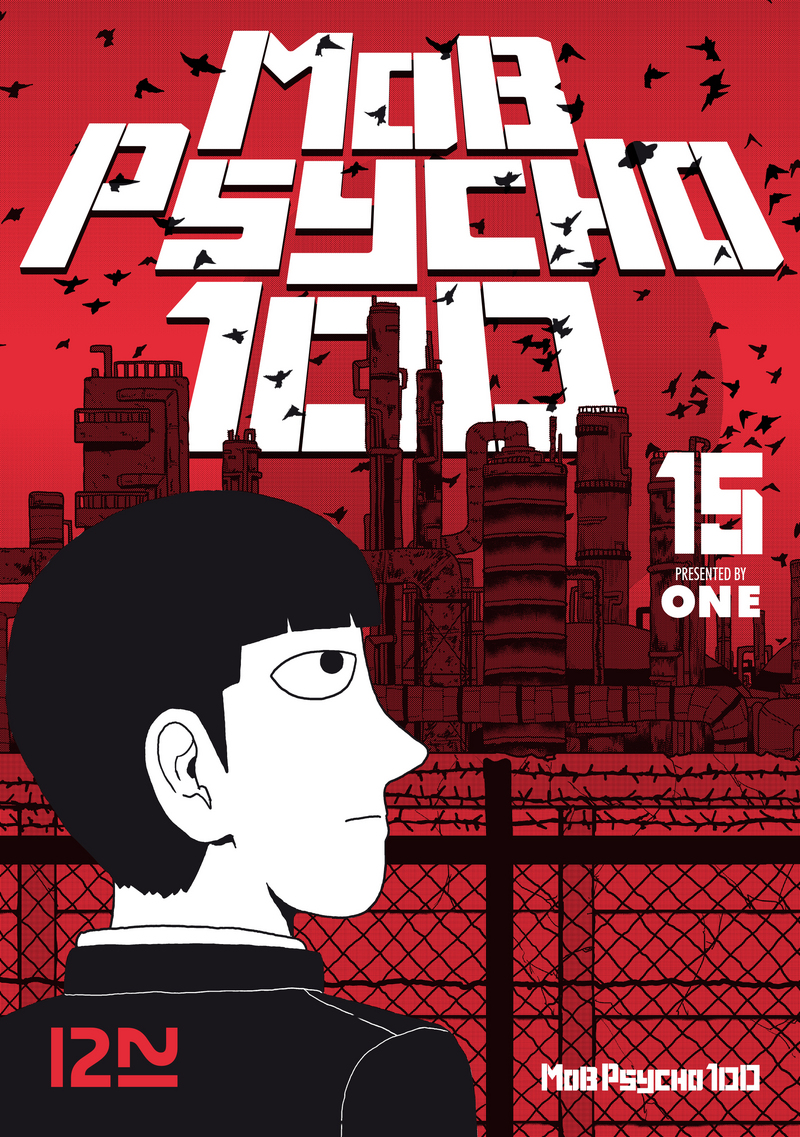MOB PSYCHO 100 - TOME 15 - ONE