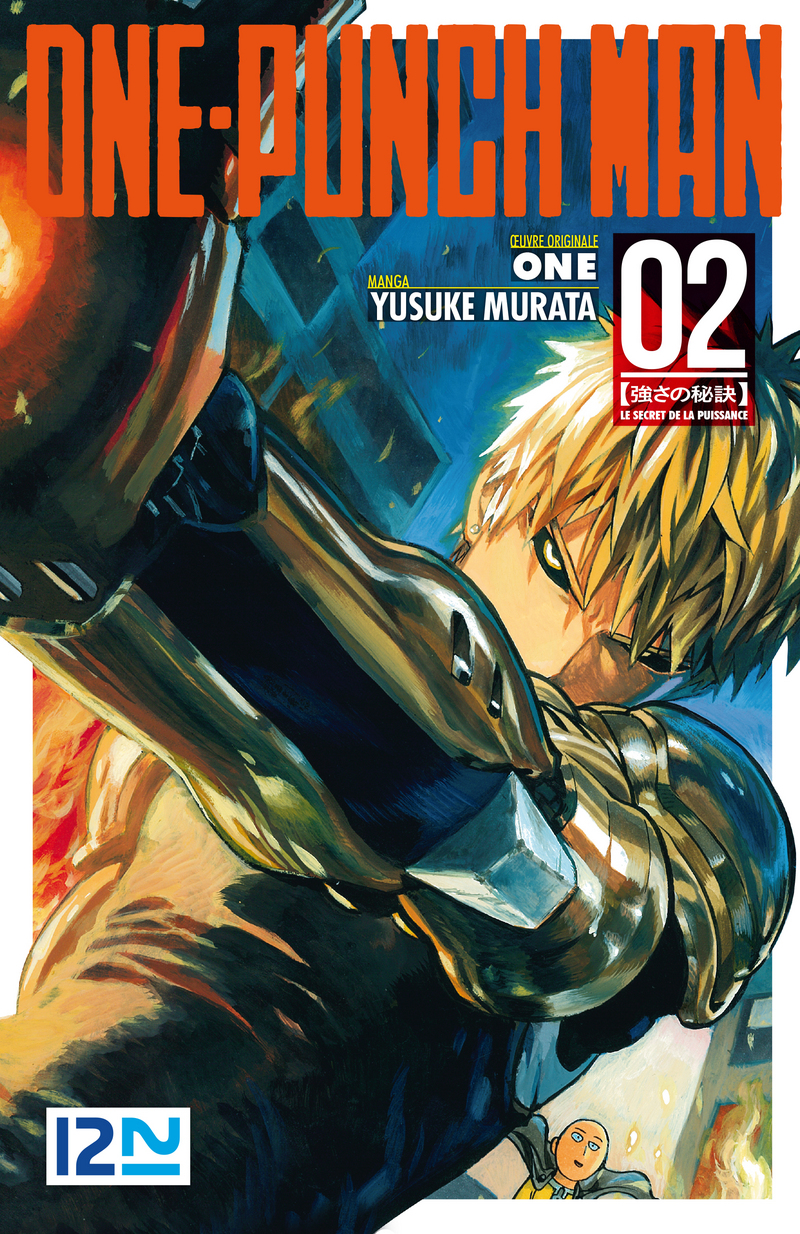 ONE-PUNCH MAN - TOME 02 - ONE,Yusuke MURATA
