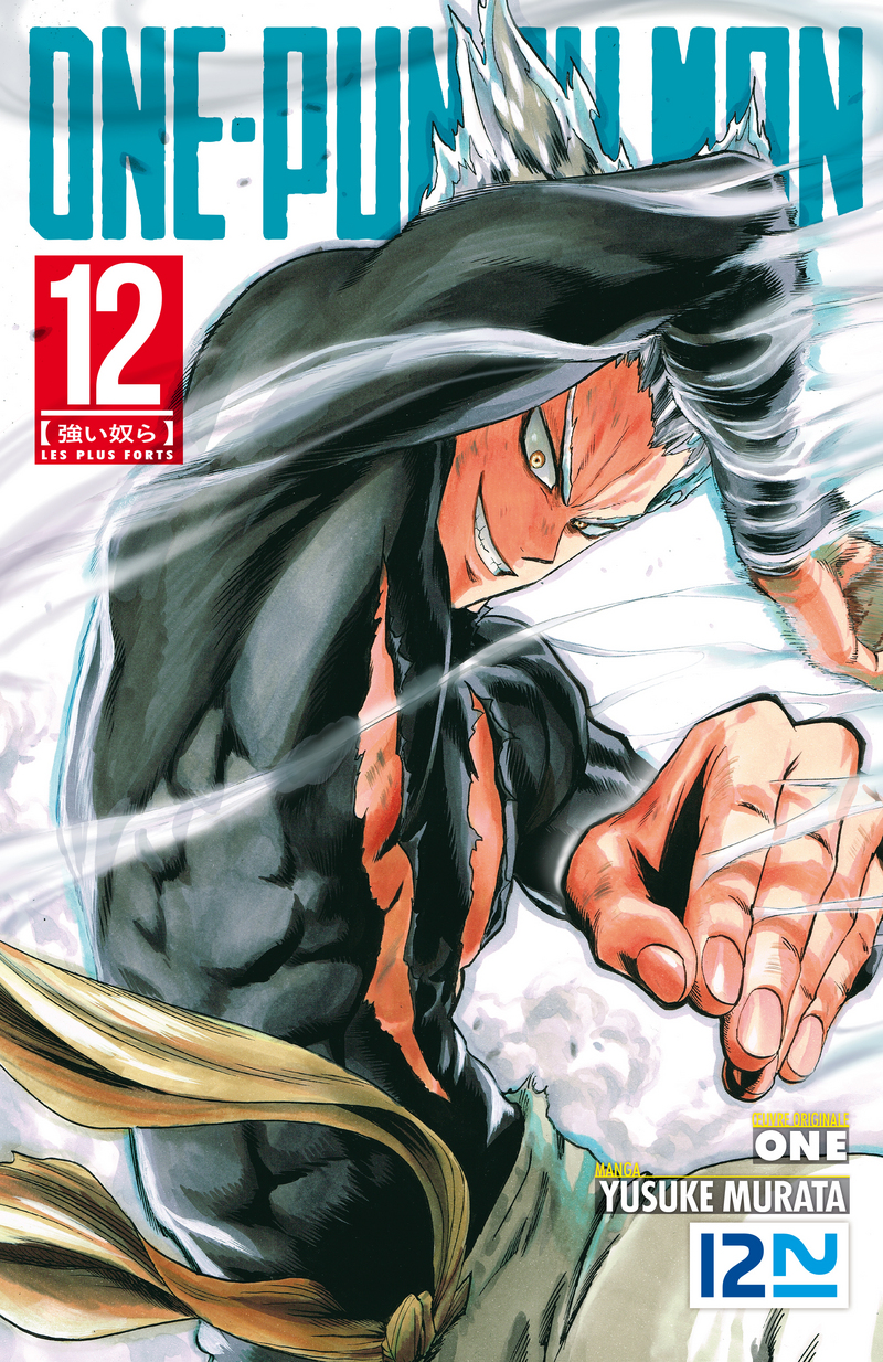 ONE-PUNCH MAN - TOME 12 - ONE,Yusuke MURATA