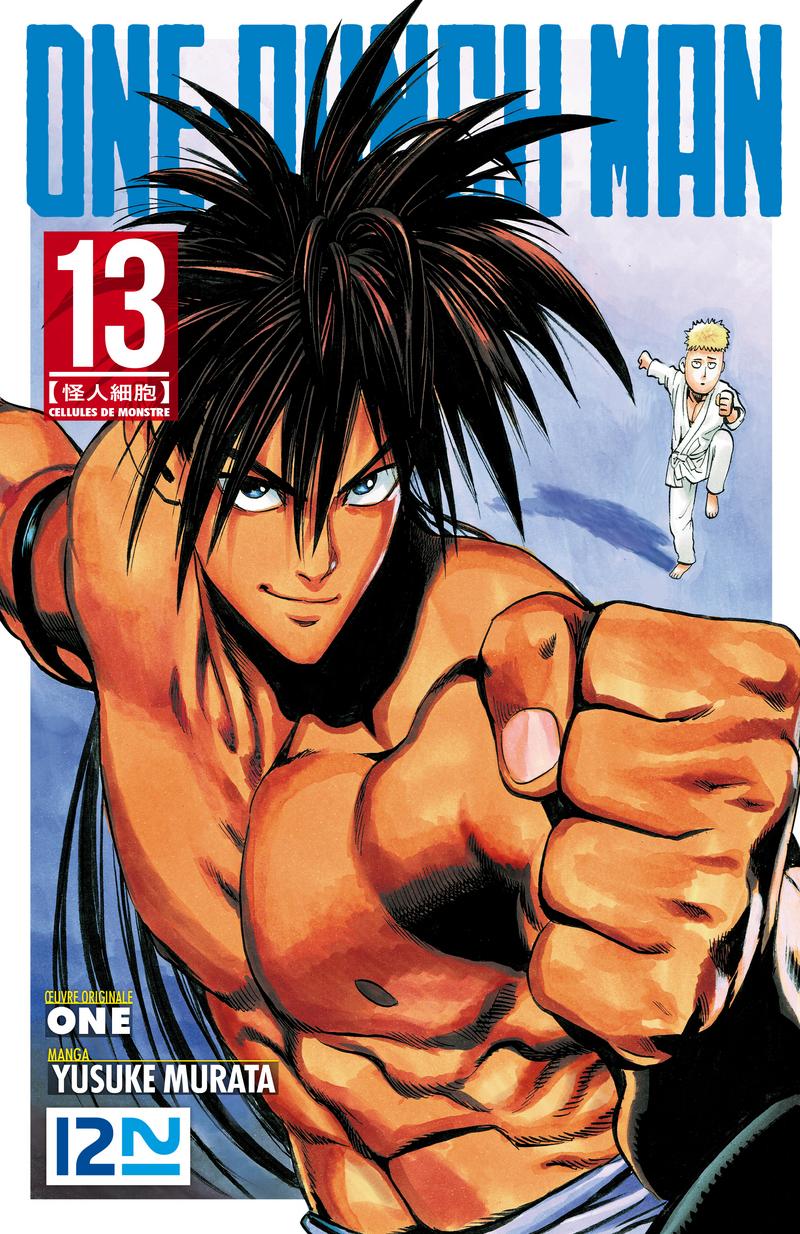 ONE-PUNCH MAN - TOME 13 - ONE,Yusuke MURATA