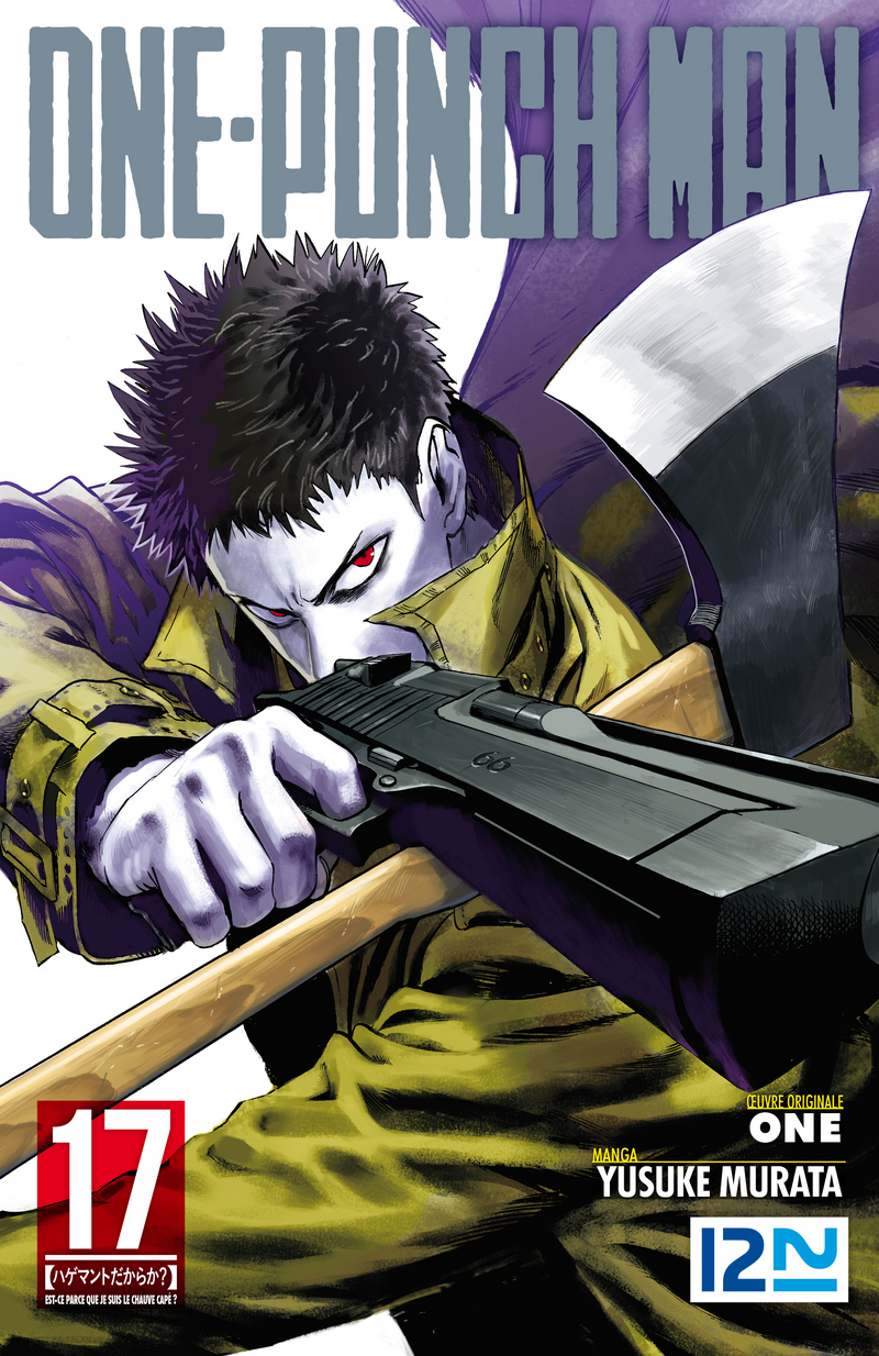 ONE-PUNCH MAN - TOME 17 - ONE,Yusuke MURATA