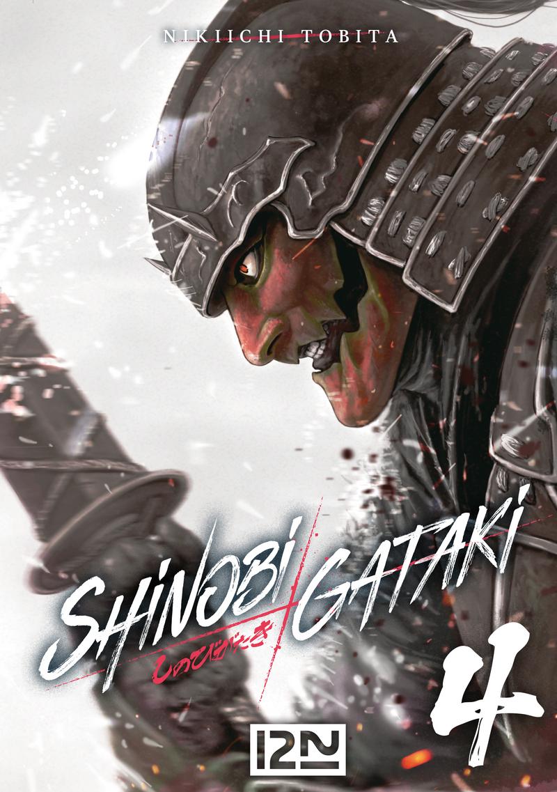 SHINOBI GATAKI - TOME 04 - Nikiichi TOBITA