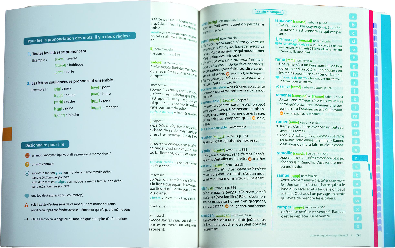 Dicl dictionnaire pour lire et pour crire ouvrage papier for Dans wiktionnaire
