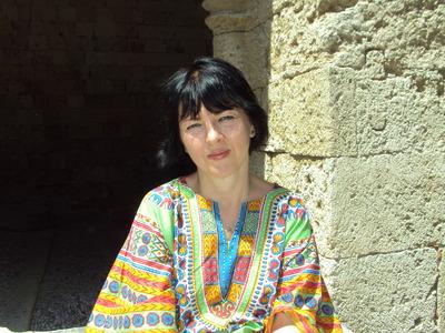 Image de l'auteur Simona SORA