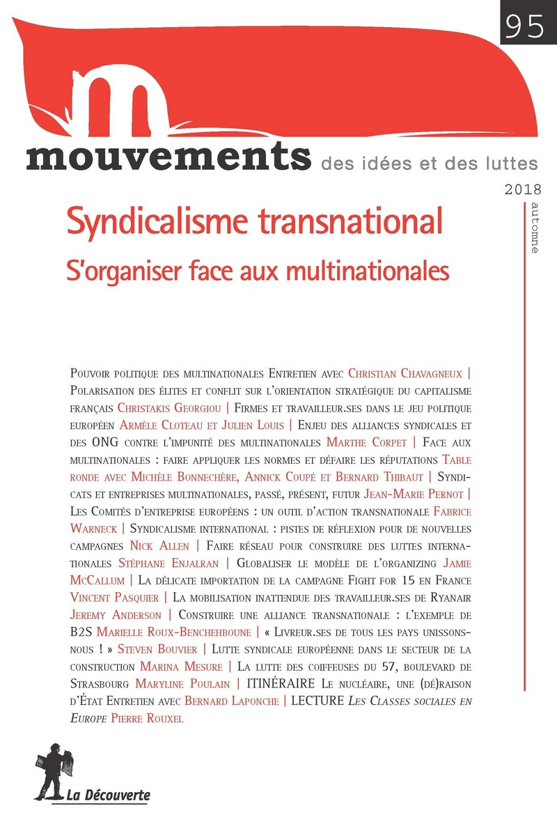 Syndicalisme transnational : s'organiser et gagner face aux multinationales