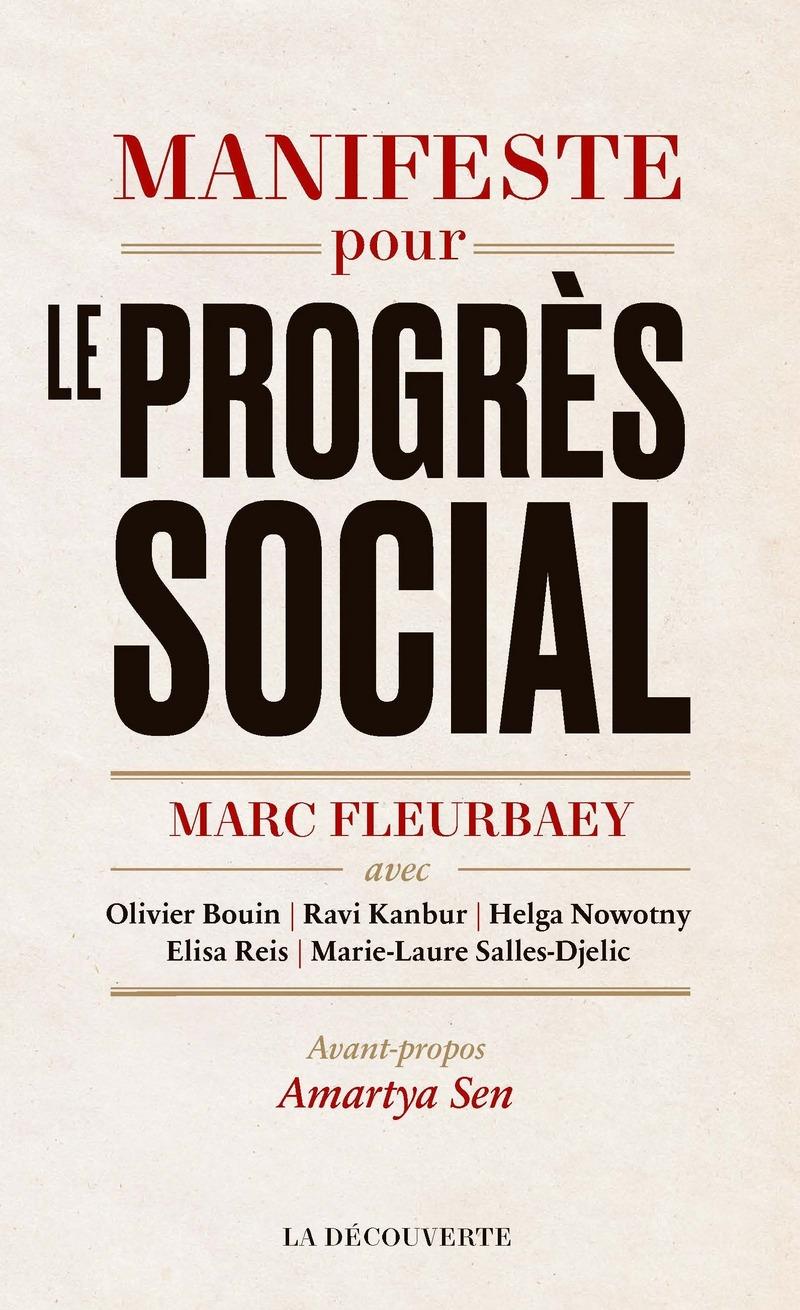 Manifeste pour le progrès social