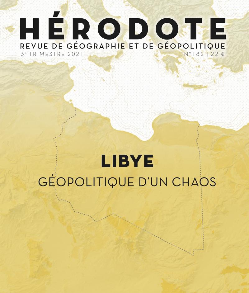 Libye, géopolitique d'un chaos