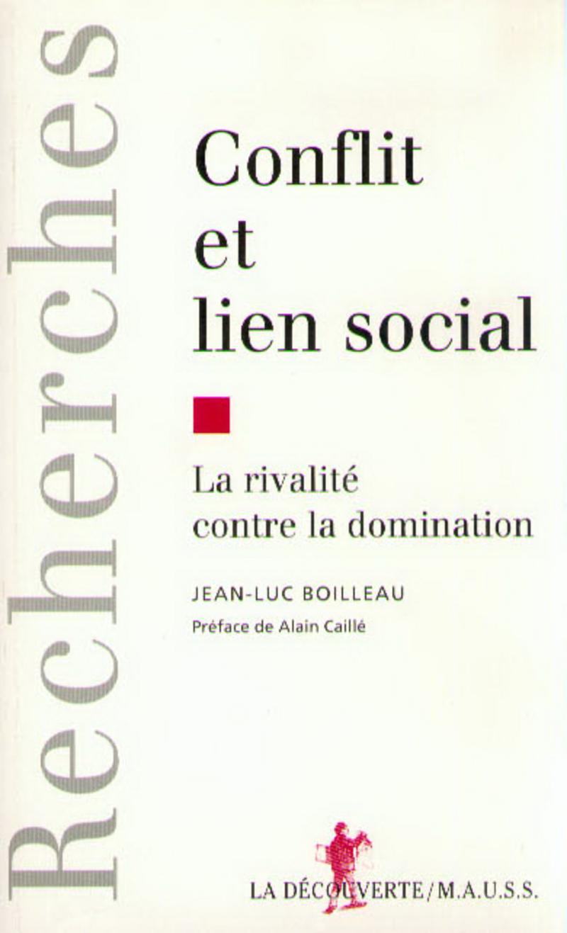 Conflit et lien social
