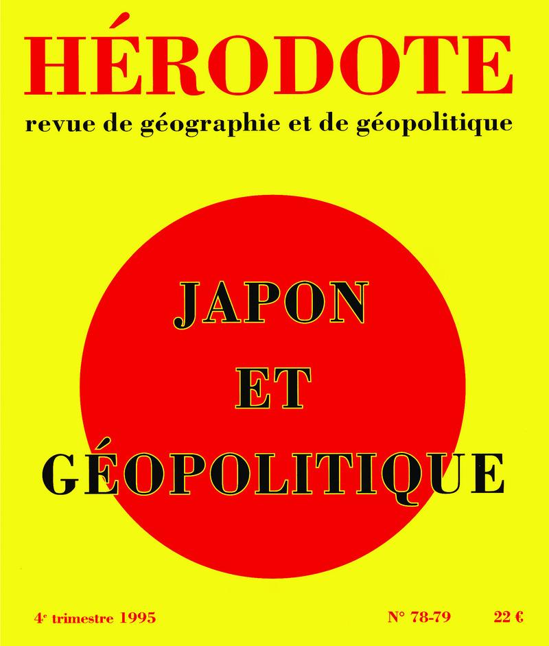 Japon et géopolitique