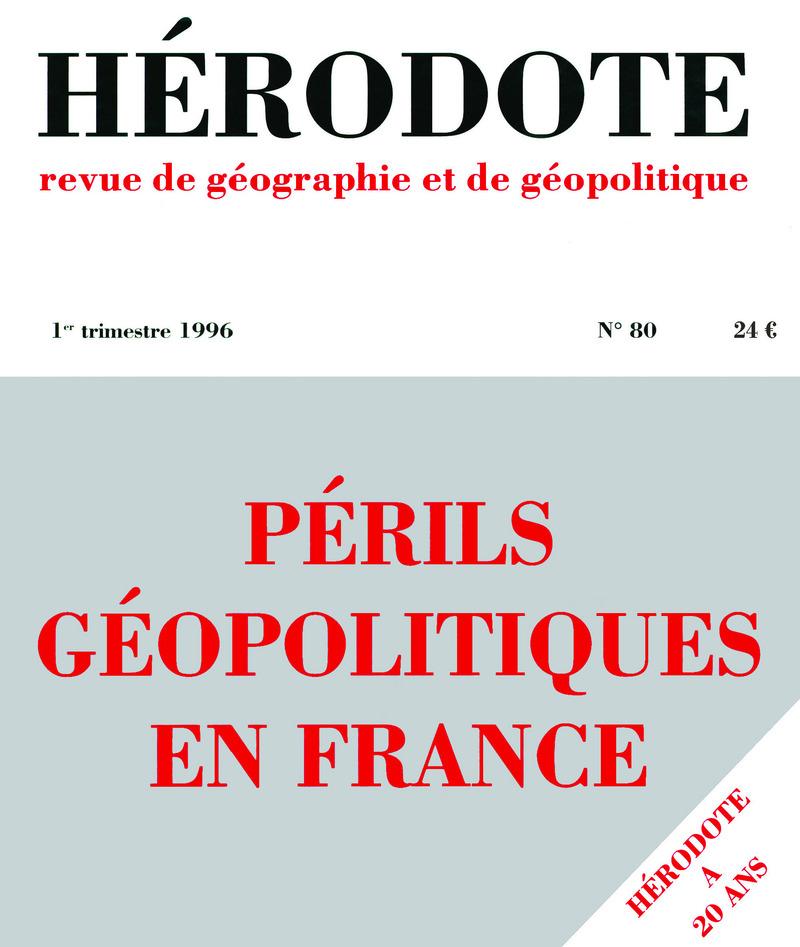 Périls géopolitiques en France
