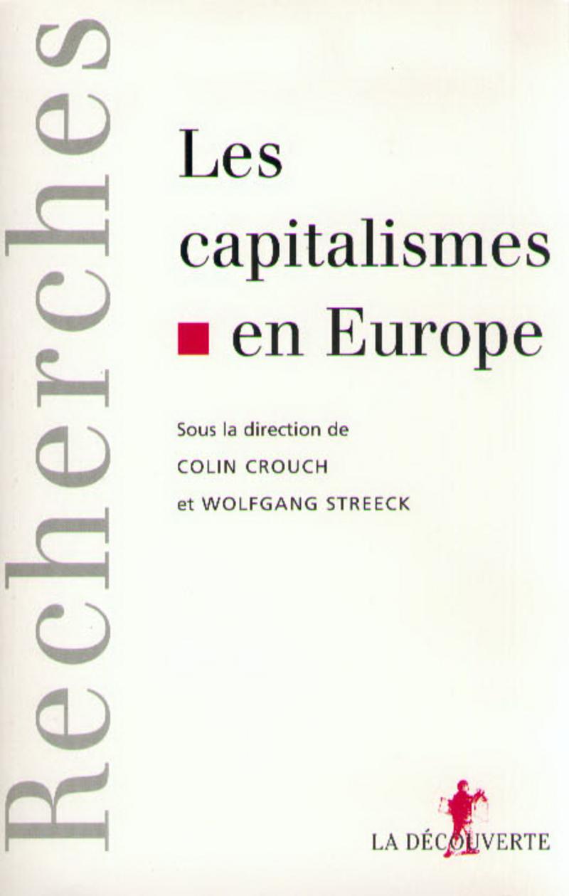 Les capitalismes en Europe