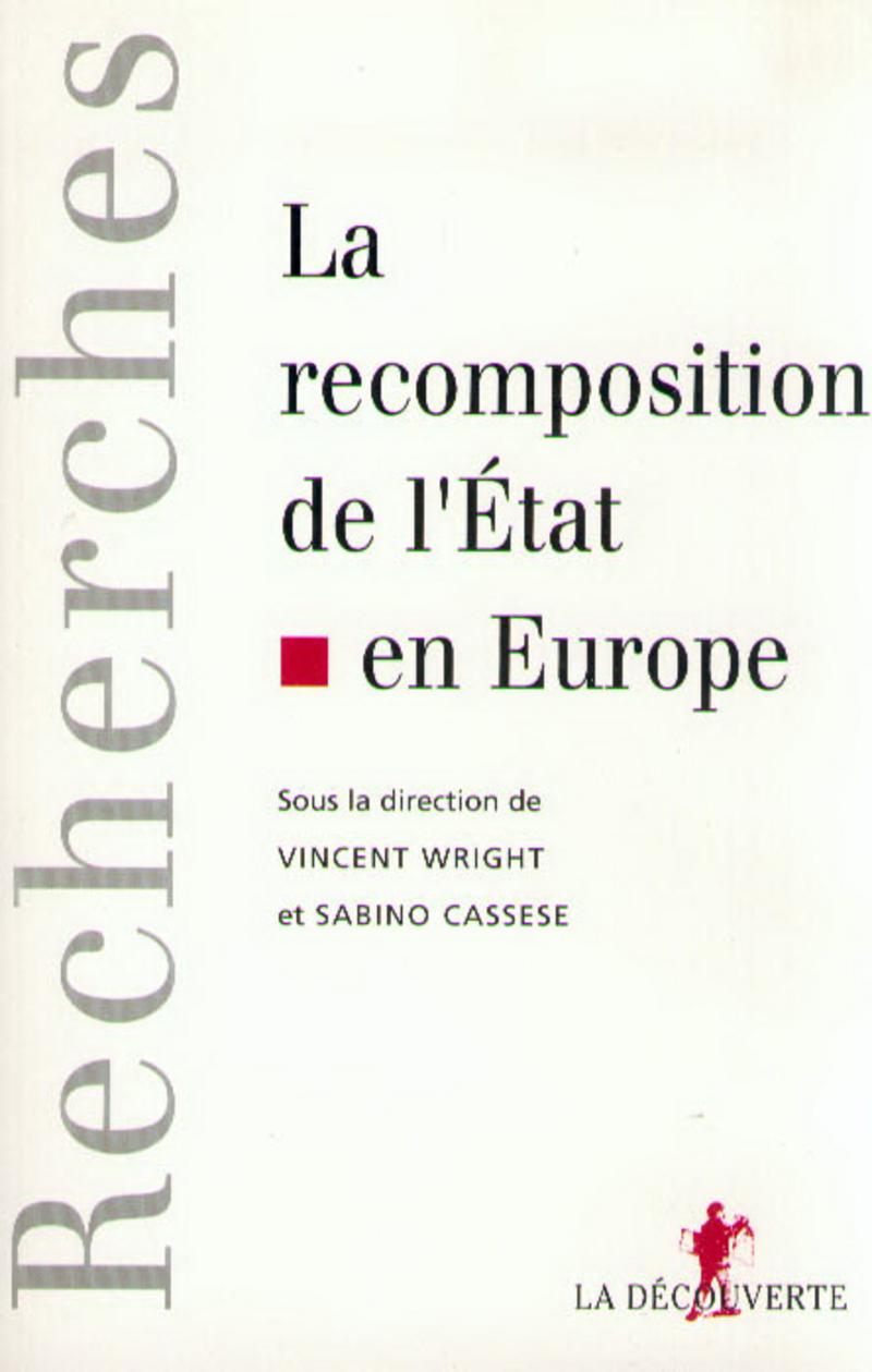 La recomposition de l'État en Europe