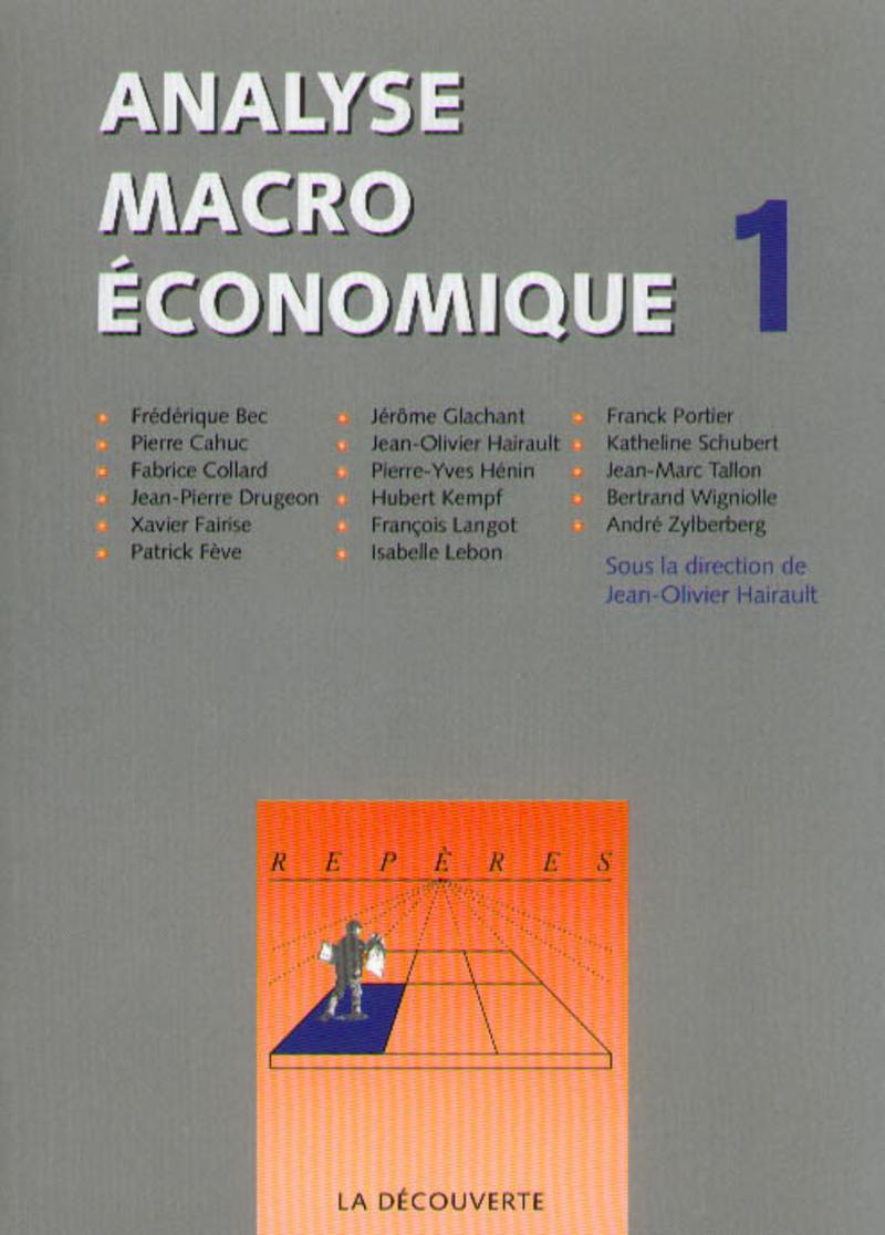Analyse macroéconomique