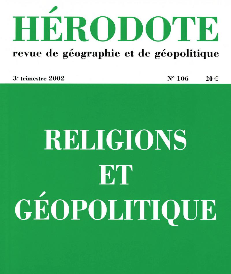 Religions et géopolitique