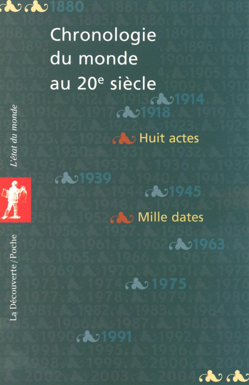 Chronologie du monde au 20e siècle