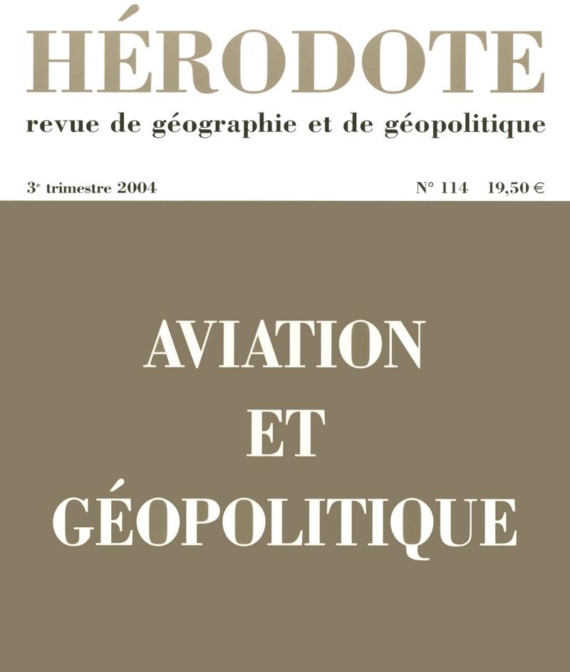 Aviation et géopolitique