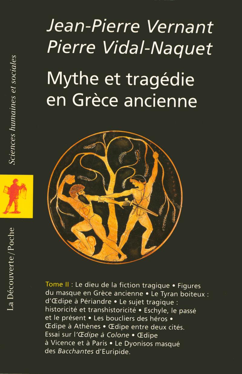 Coffret « Mythe et tragédie en Grèce ancienne »