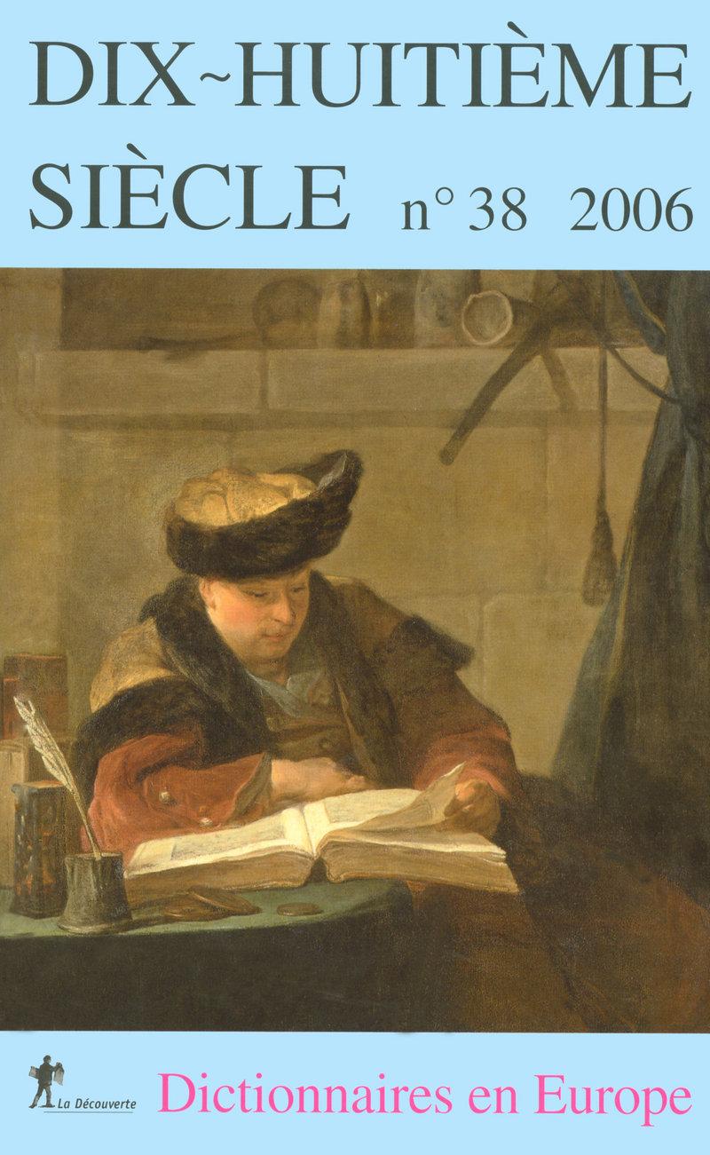 Dictionnaires en Europe