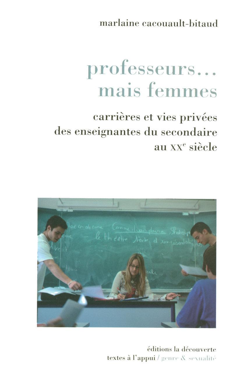 Professeurs... mais femmes