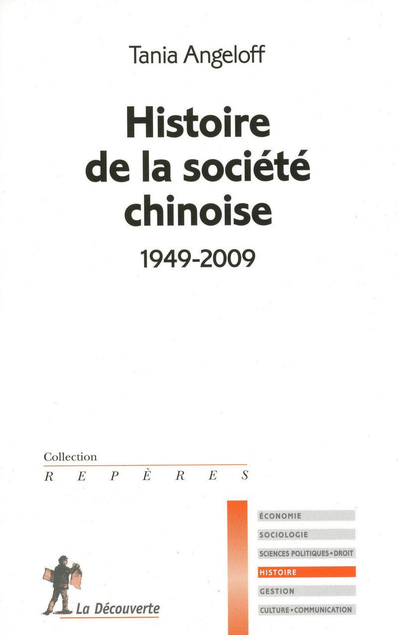 Histoire de la société chinoise