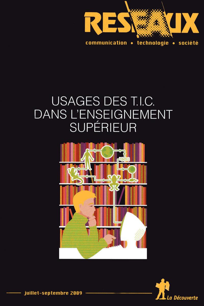 Usages des T.I.C. dans l'enseignement supérieur