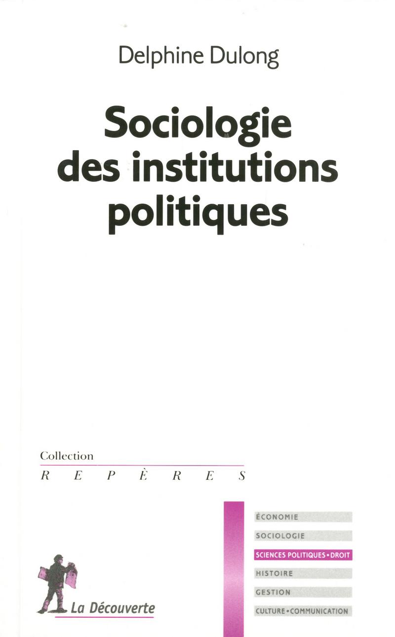 Sociologie des institutions politiques