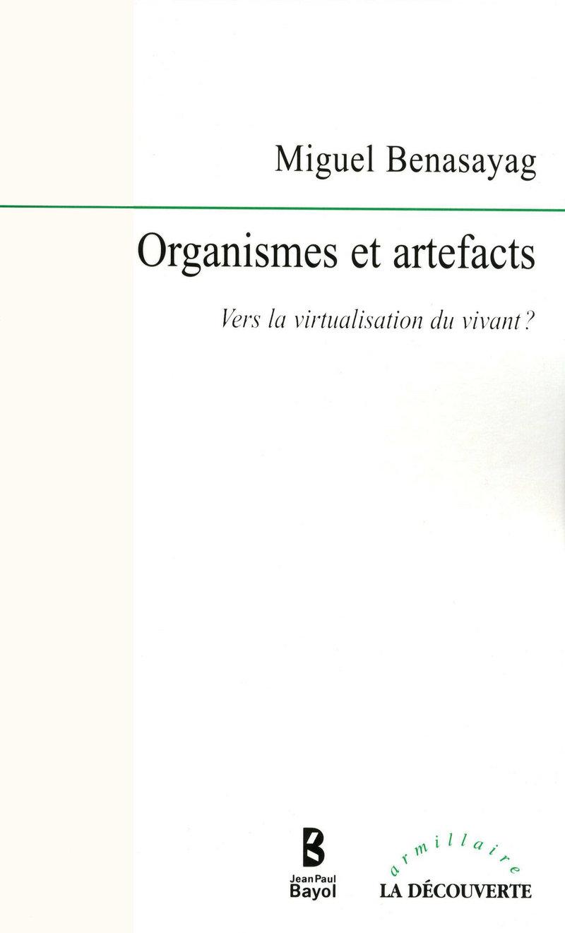 Organismes et artefacts