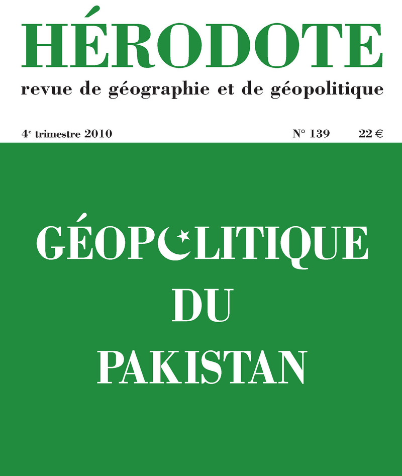 Géopolitique du Pakistan