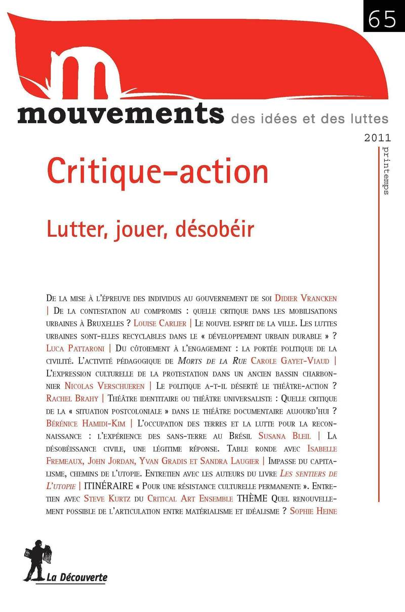 Critique-action