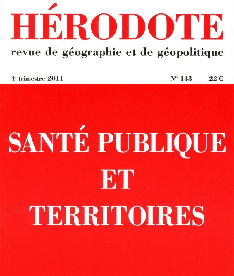 Santé publique et territoires