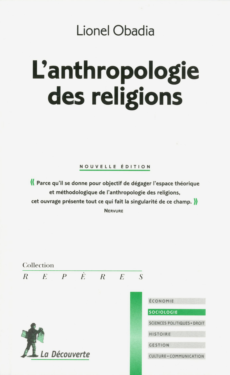 L'anthropologie des religions
