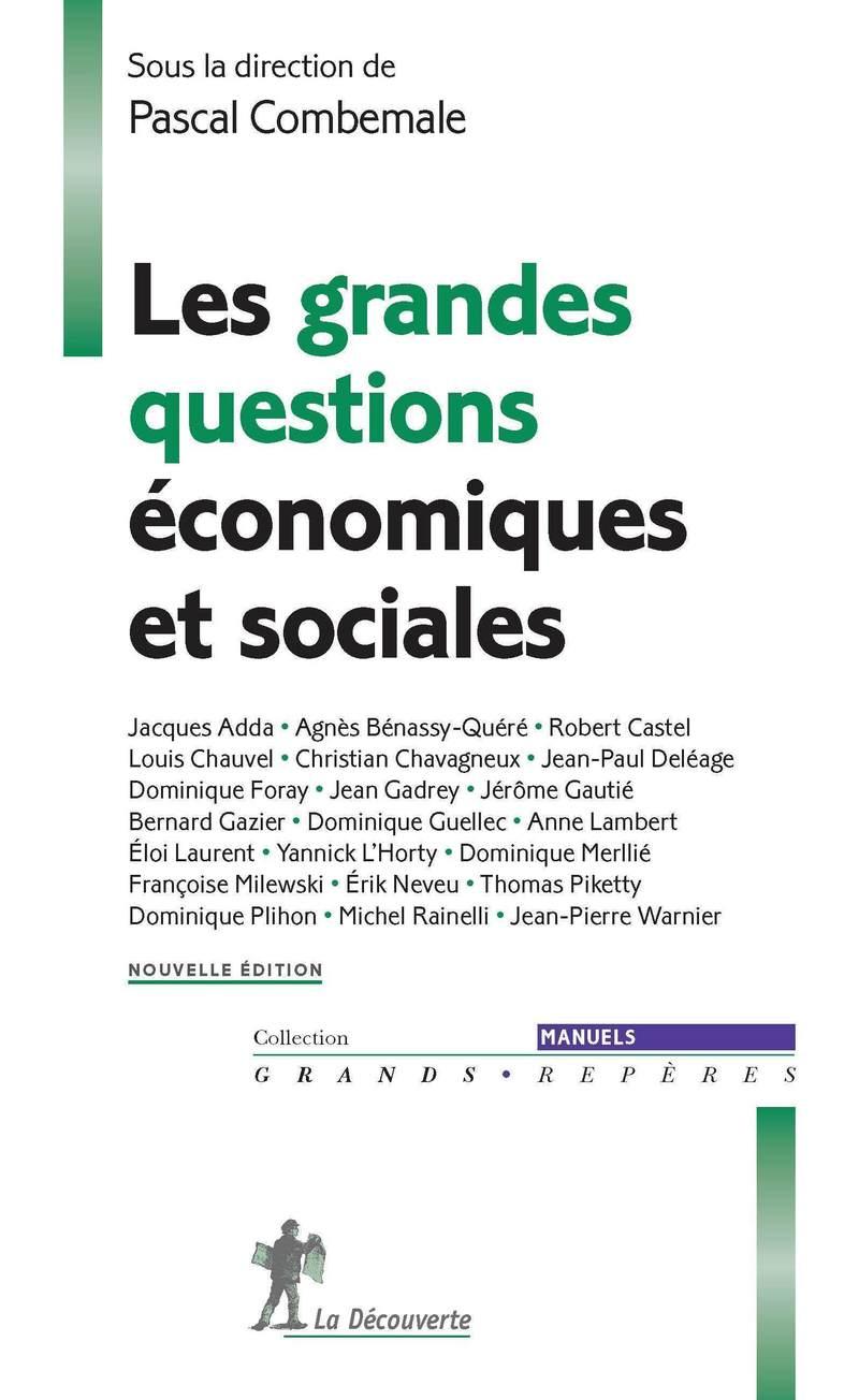 Les grandes questions économiques et sociales