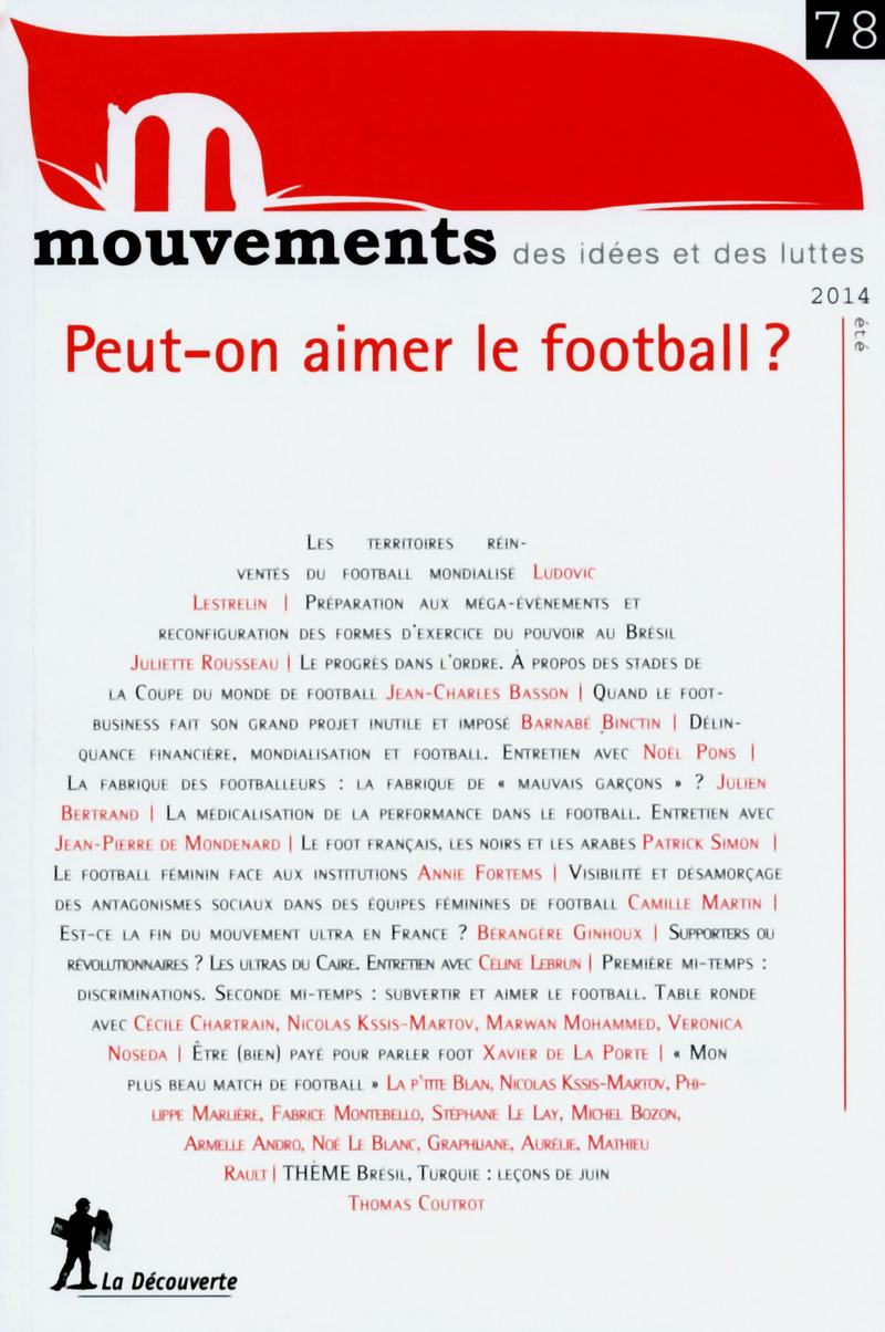 Peut-on aimer le football ?