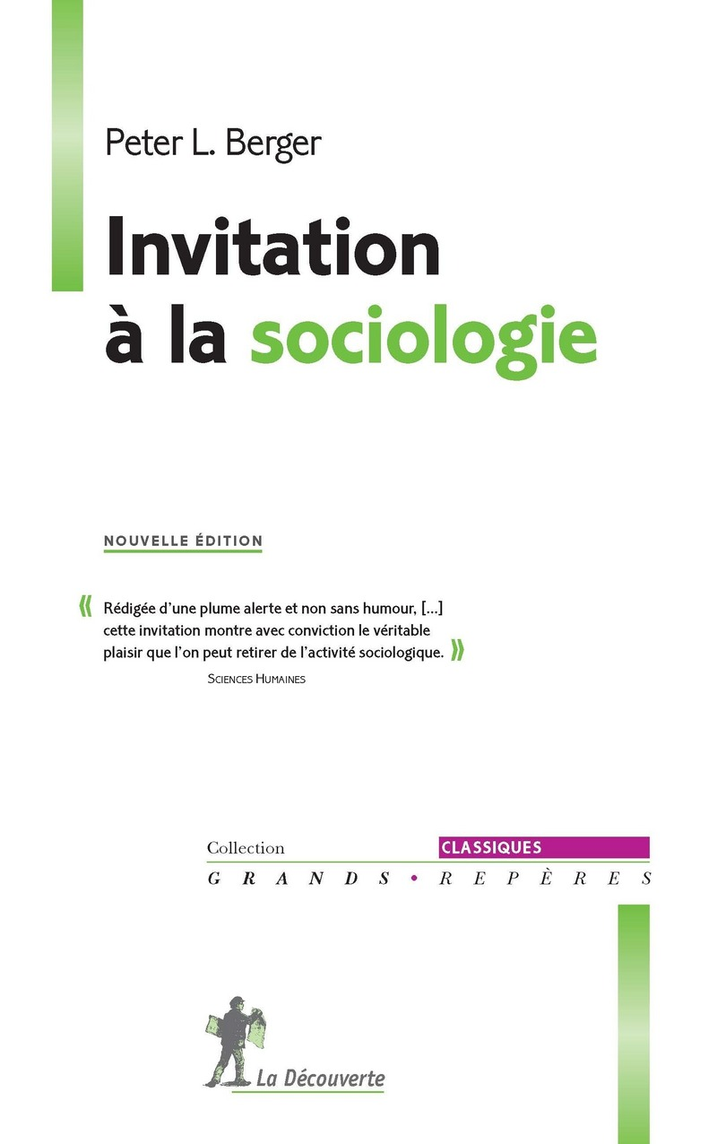 Invitation à la sociologie