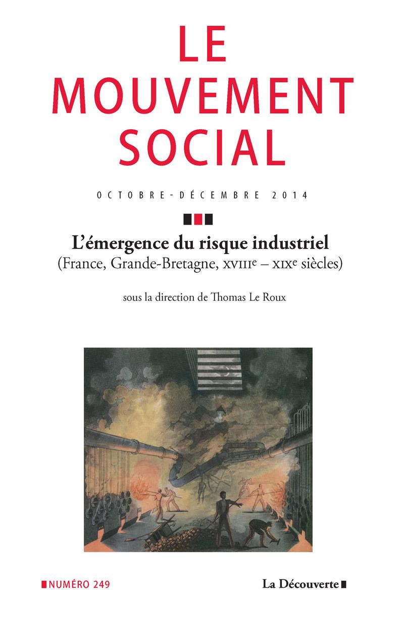 L'émergence du risque industriel