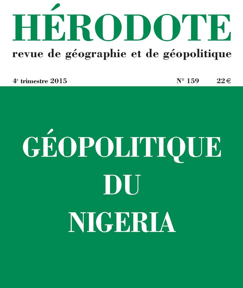 Géopolitique du Nigeria