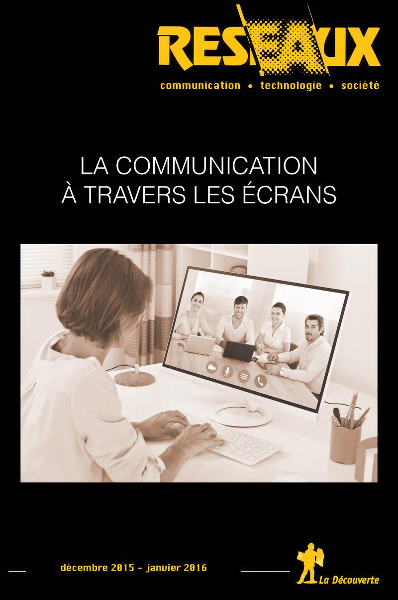 La communication à travers les écrans