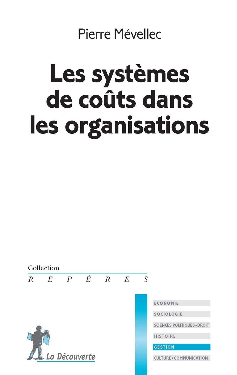 Les systèmes de coûts dans les organisations