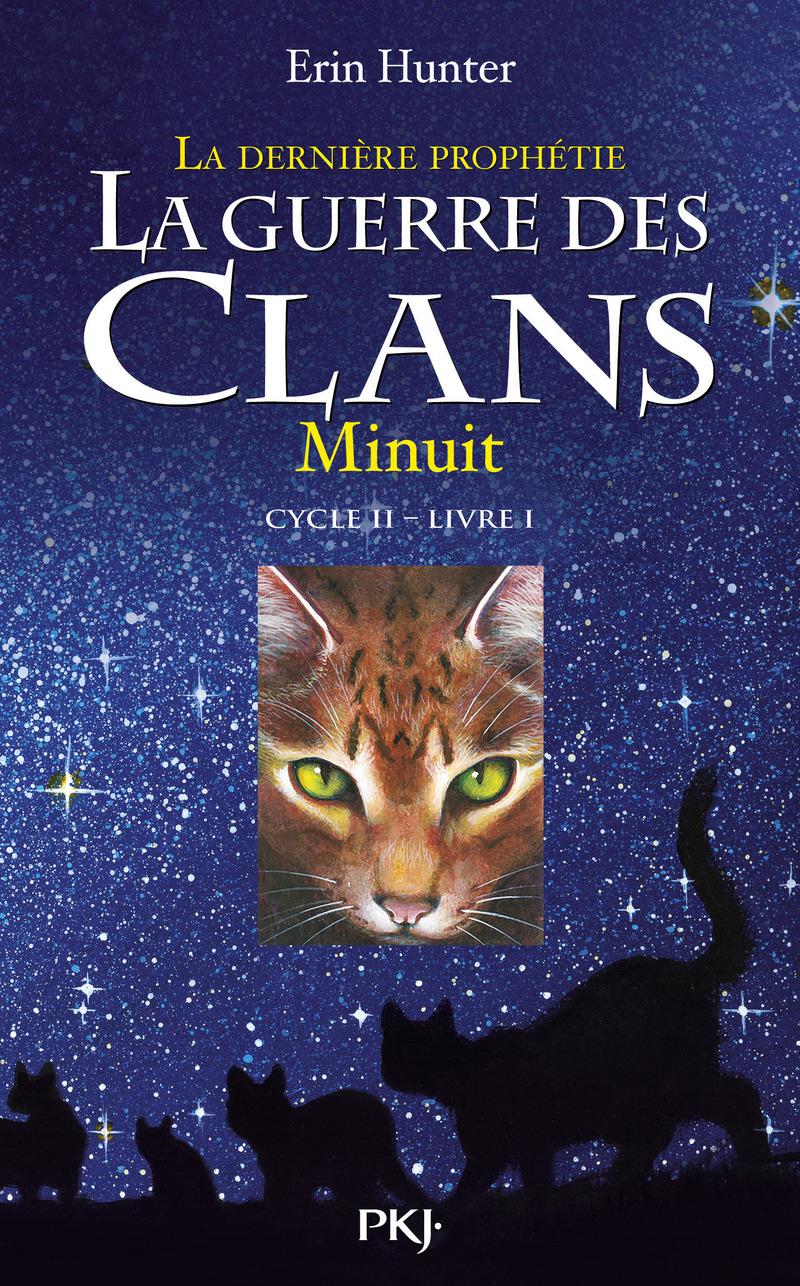 La guerre des Clans [par Erin Hunter] 9782266176996