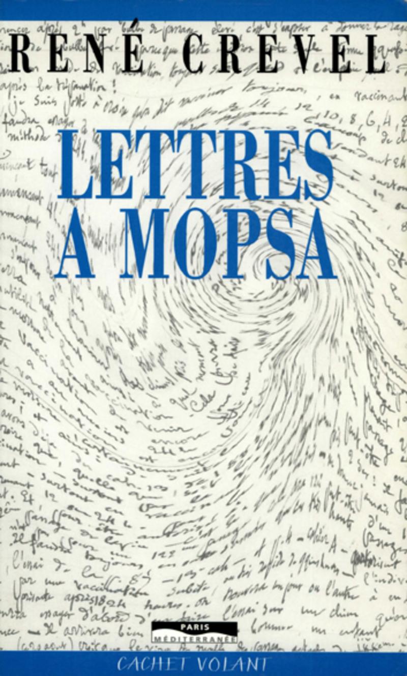 Lettres à Mopsa (ebook)