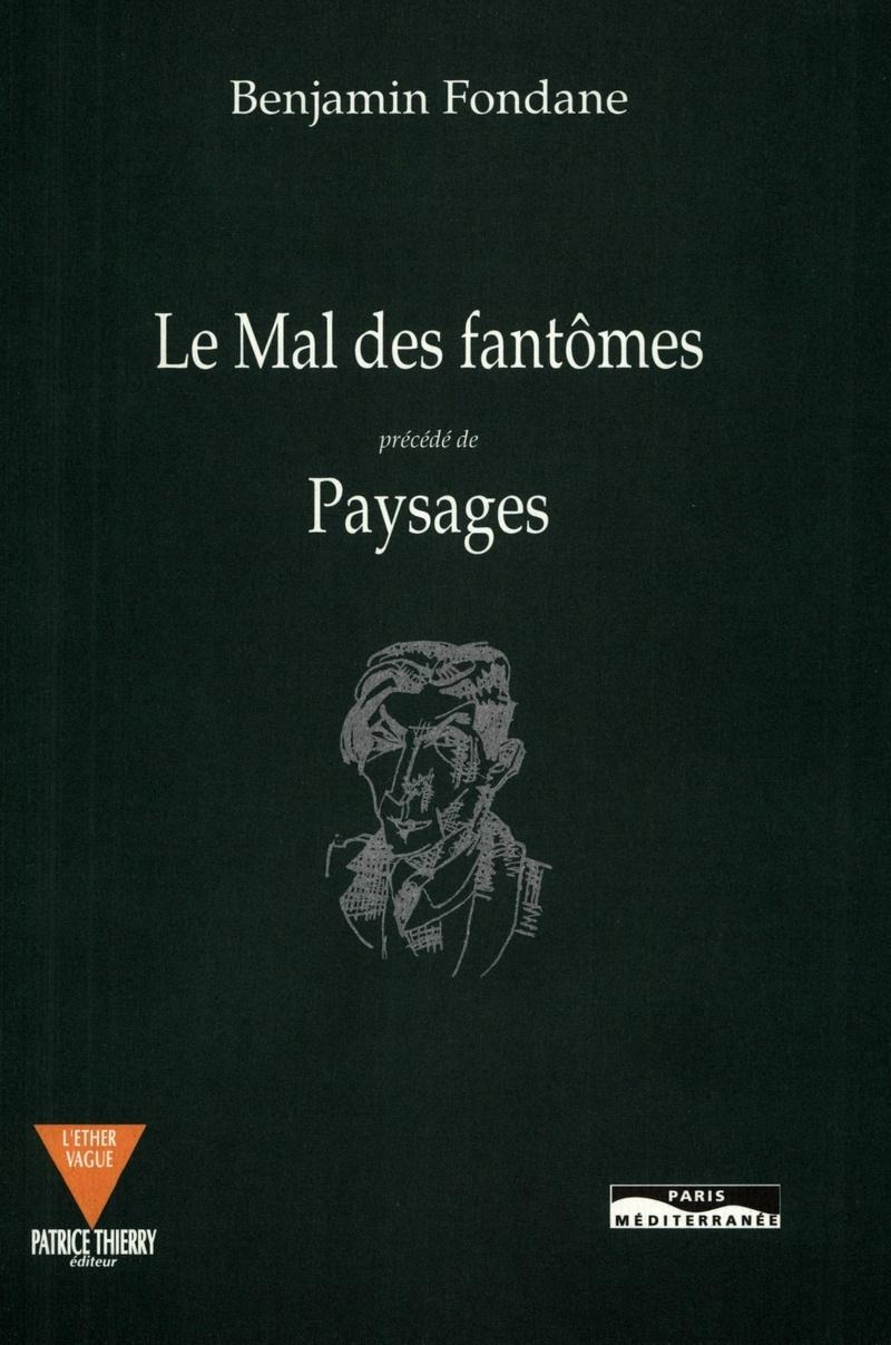 Mal des fantômes et paysages (ebook)
