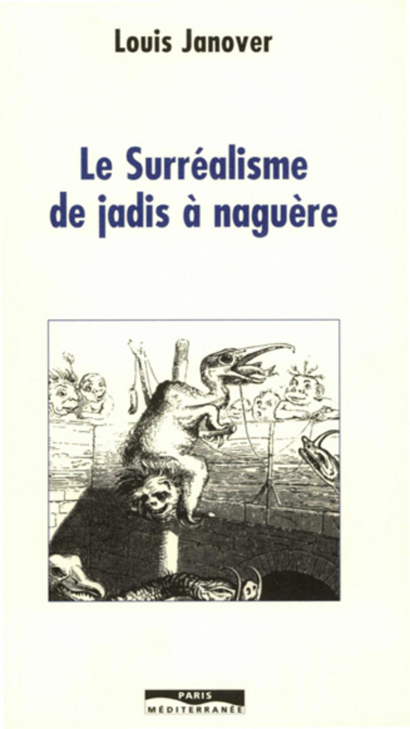 Surréalisme de jadis à naguère (ebook)