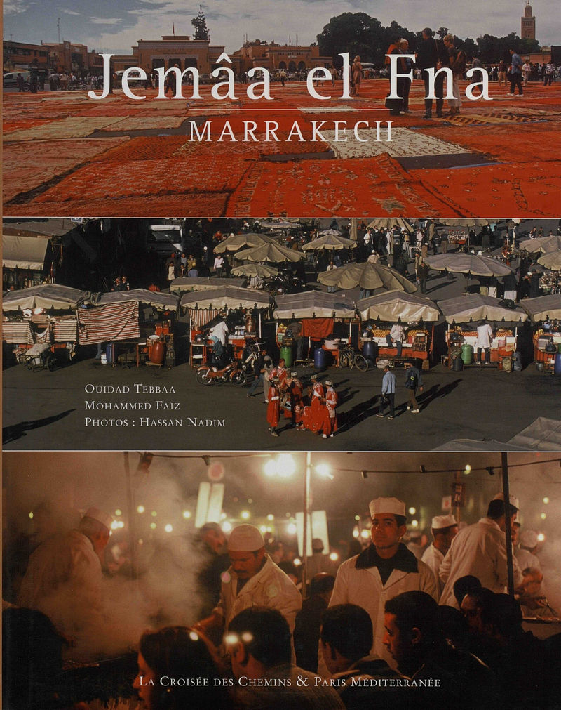 Jemaa el-Fna Marrakech