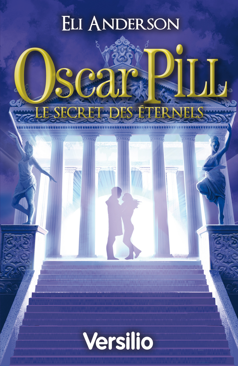 Oscar Pill, le secret des éternels (ebook)
